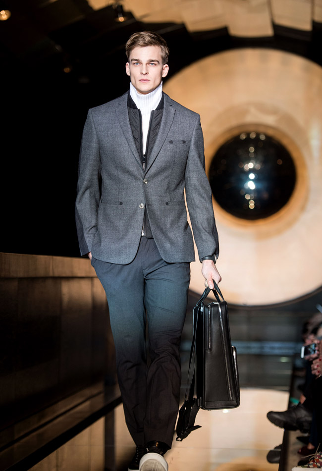 Porsche Design Fall-Winter 2016/2017 Menswear collection