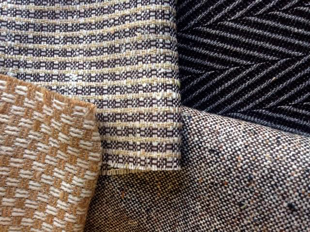 Première Vision February 2016: British Exhibitors' Spring-Summer 2017 fabrics collections
