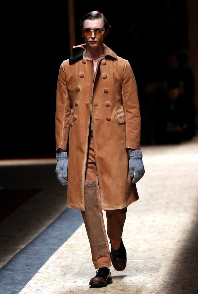 Milan Men's Fashion Week: Prada Fall-Winter 2016/2017 collection