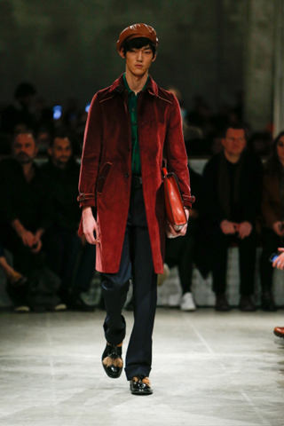 Prada Fall/Winter 2017-2018 collection