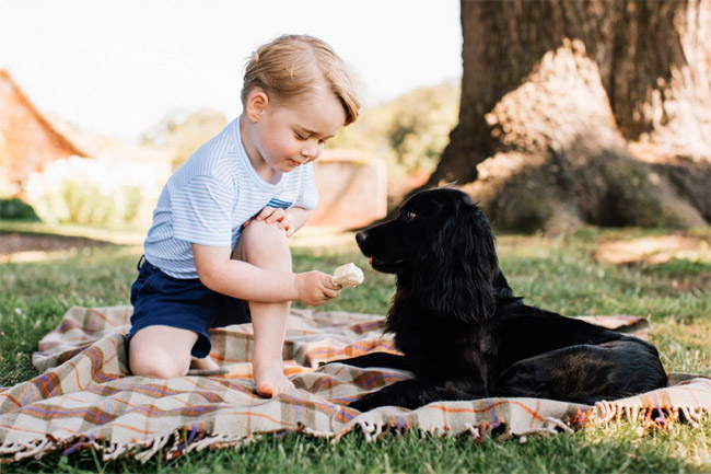 Happy birthday Prince George