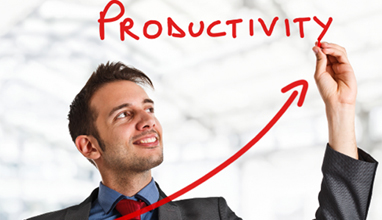 How to increase productivity in the company