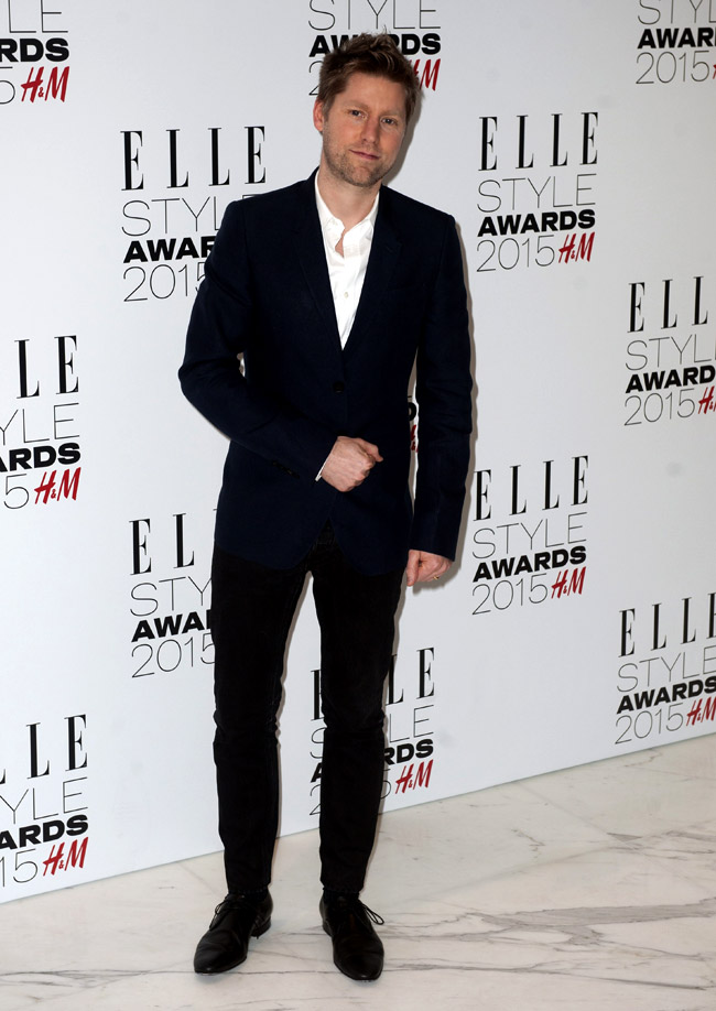 Christopher Bailey - CEO and CCO of  Burberry