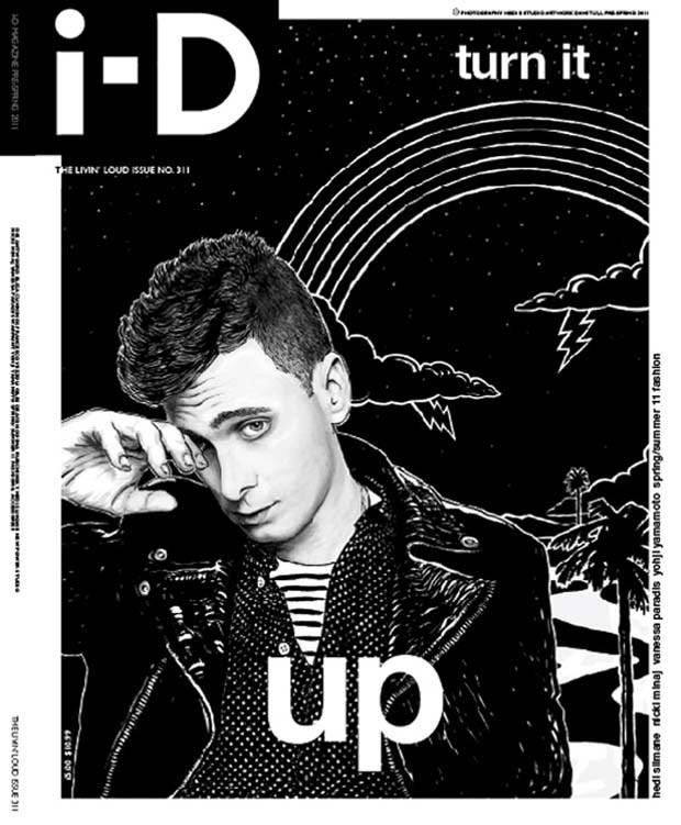 Hedi Slimane - Saint Laurent Paris Creative Director