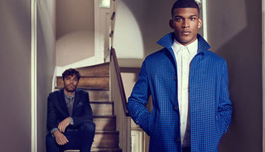 Pure London Man - menswear fashion brands from apparel to footwear and accessories