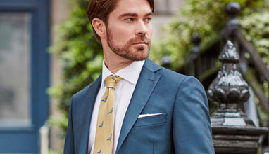 How to recognise the best quality ready-to-wear business suit