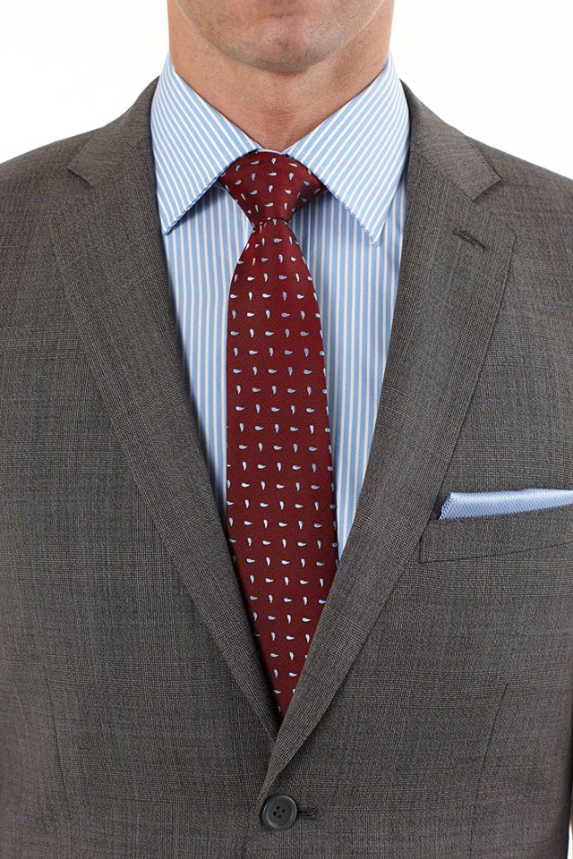 Corporate and made-to-order suits by Roman Daniels Suits Club