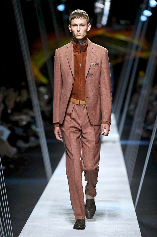 Men's ready-to-wear fashion shows may remain in the past