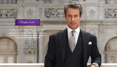 Made-to-measure by Ralph Lauren