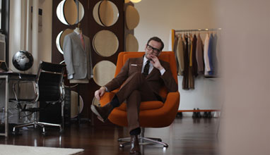 Bespoke suits by Reeves Modern English tailoring
