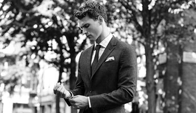Bespoke suits by Reiss Tailoring