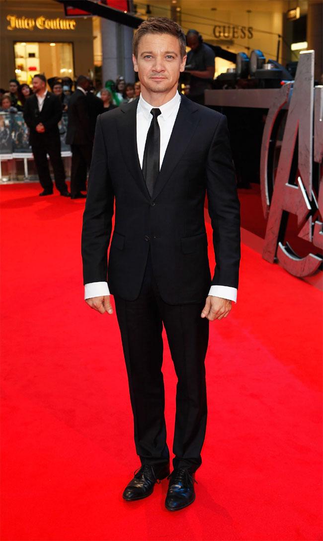 Celebrities' style: Jeremy Renner