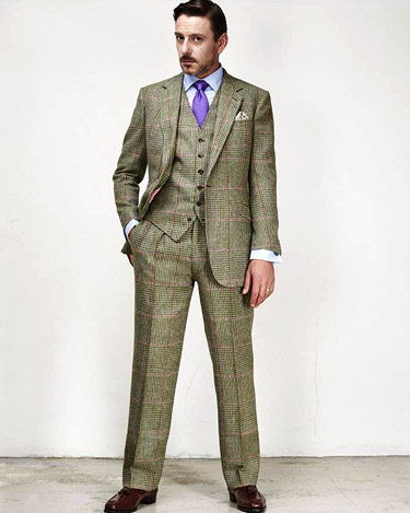Richard Anderson - perfection in every piece of clothing