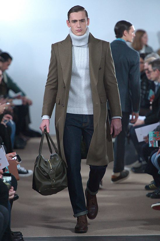 London Collections: Men - Richard James Fall-Winter 2016/2017 collection