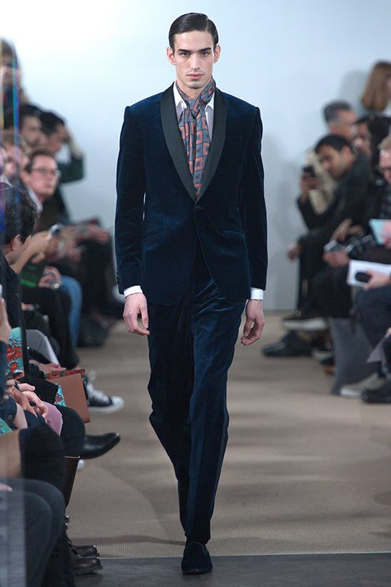 London Collections Men Richard James Fall Winter 2016 2017 Collection
