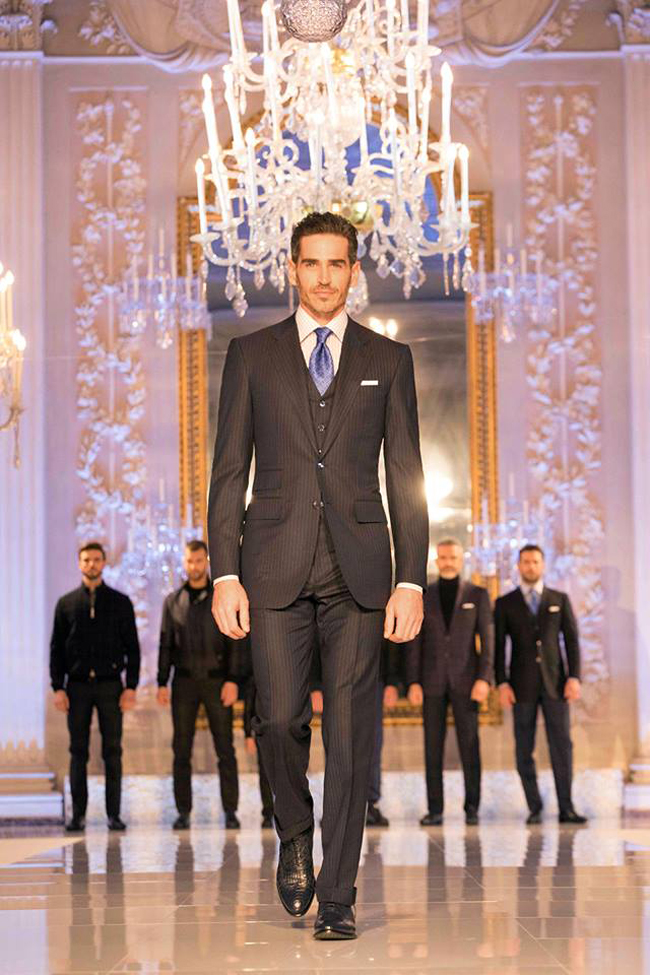 Stefano Ricci 45th Anniversary Fashion Show