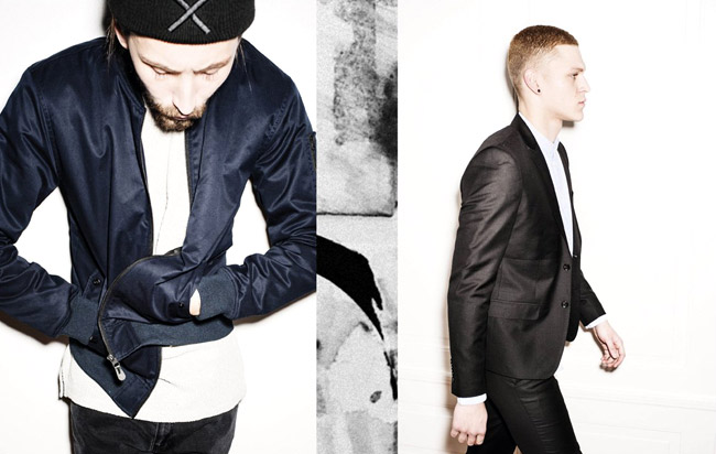 Urban street-inspired menswear by SUIT Denmark