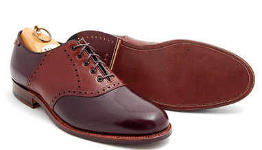 American classic Saddle shoes