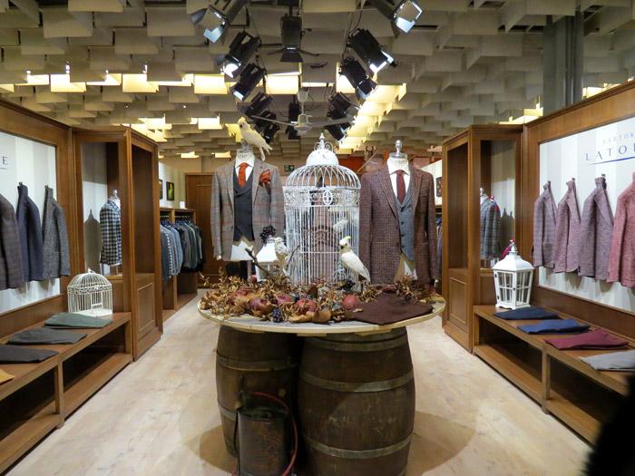 Sartoria Latorre Fall-Winter 2016/2017 menswear collection at Pitti Uomo 89