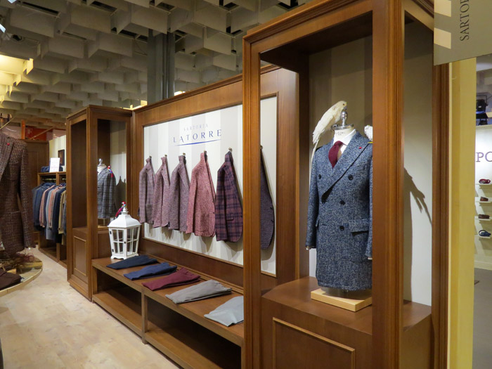 Sartoria Latorre Fall-Winter 2016/2017 menswear collection at Pitti Uomo 89