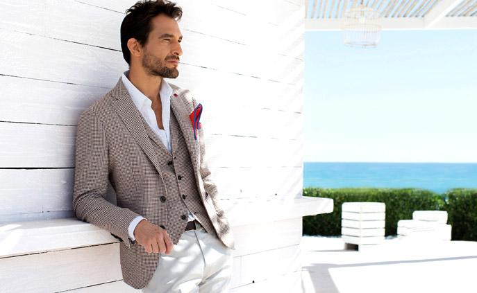 Men's suit fashion trends Spring-Summer 2016