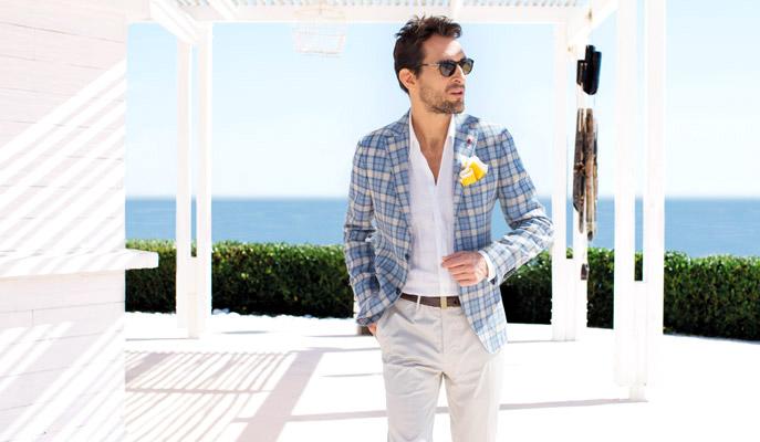 Sartoria Latorre Spring-Summer 2016 men's collection