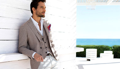 Sartoria Latorre Spring-Summer men's collection