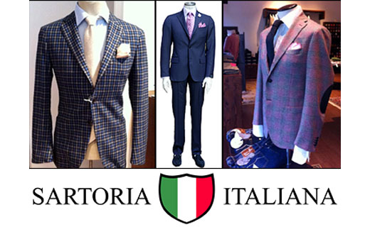 Sartoria Italiana at Couture Fashion Week