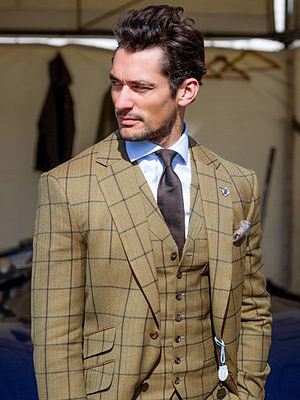 Savile Row - the home of the Bespoke Men's Suit