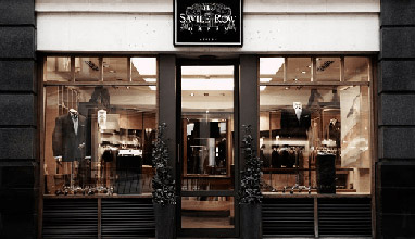 Savile Row tailors: The Savile Row company