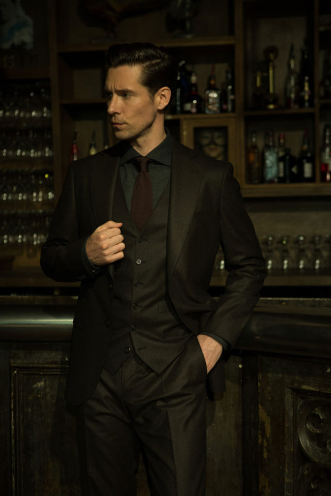 Scabal Tailoring - Made-to-measure experience