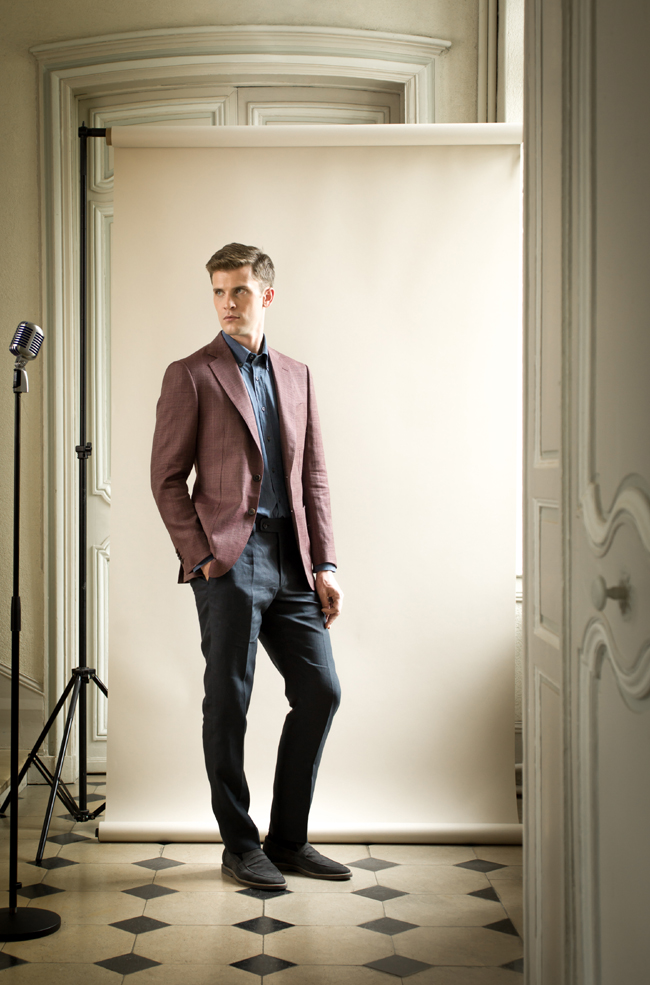 Scabal Spring/Summer 2017 - A Growing Collection