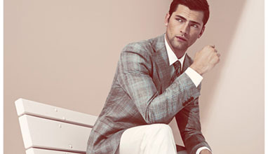 Sean O'Pry - one of the most successful male models