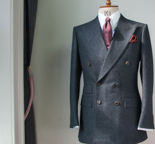 Bespoke and made-to-measure suits by Edward Sexton