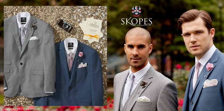 Skopes Spring-Summer 2017 menswear collection