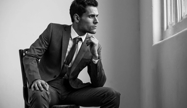 Chris Davis - SPECTACULAR menswear photographer