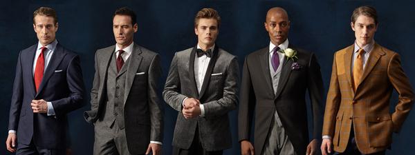 Savile Row tailors: Stowers London
