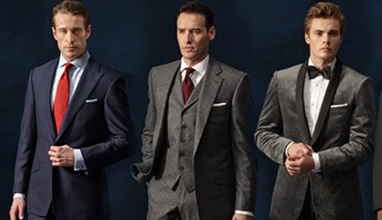 Savile Row tailors: Stowers London