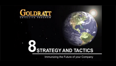 Goldratt's strategy definition