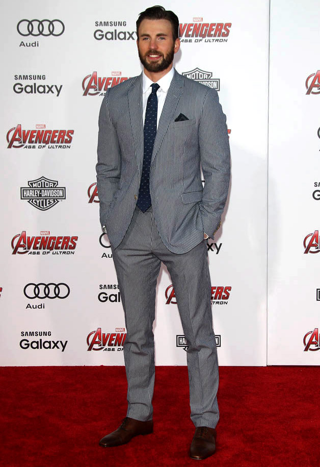 Celebrities' style: Chris Evans