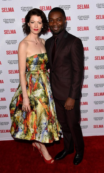 Celebrities' style: David Oyelowo