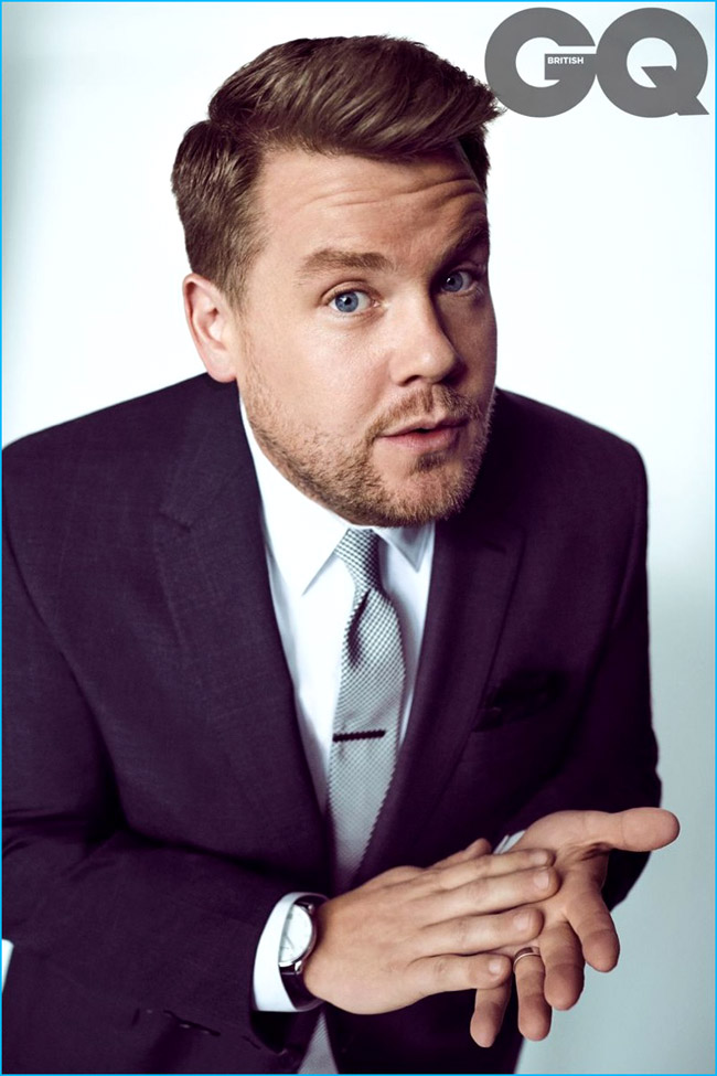 Birthday celebrities: James Corden
