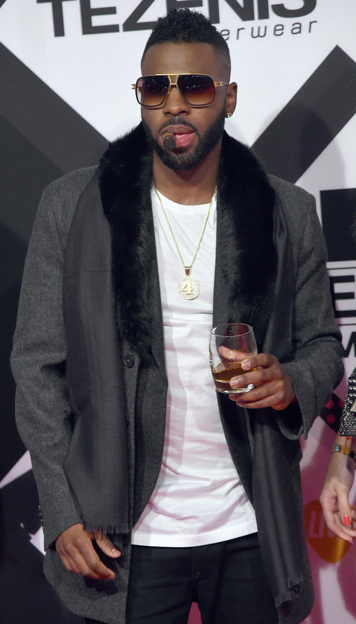 Celebrities' style: Jason Derulo