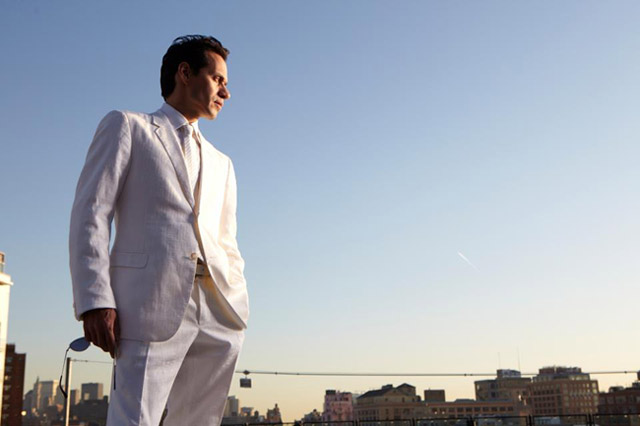 American singer Marc Anthony is among the nominees for Most Stylish Men 2016