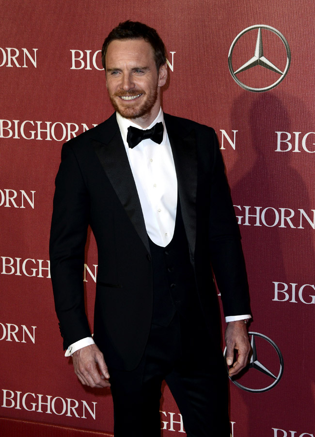 Celebrities' Style: Michael Fassbender