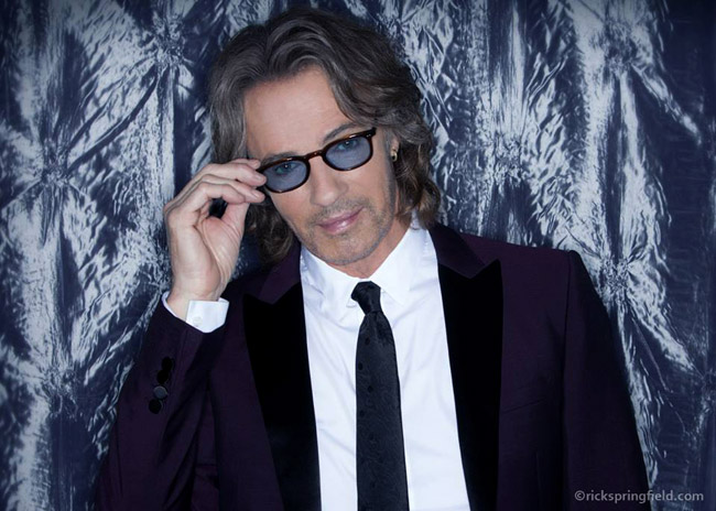 Happy Birthday Celebrities: Rick Springfield