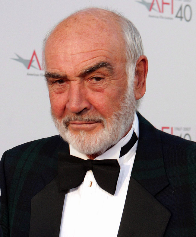 Happy Birthday Celebrities: Sir Sean Connery