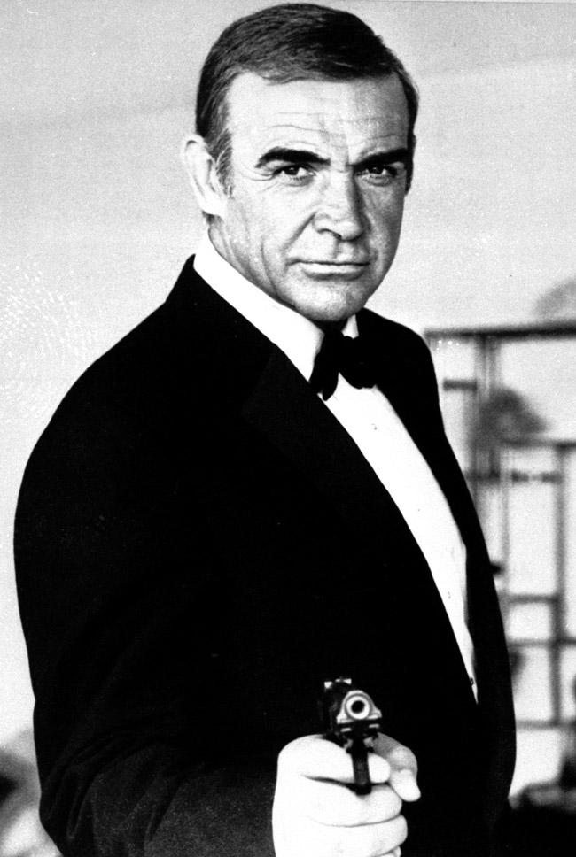 Happy Birthday Celebrities: Sir Sean Connery