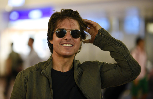 Stylish Tom Cruise - Mission Possible