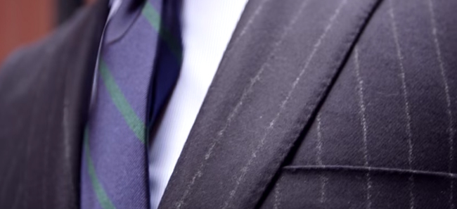 Style Guide To A Men's Custom Suit